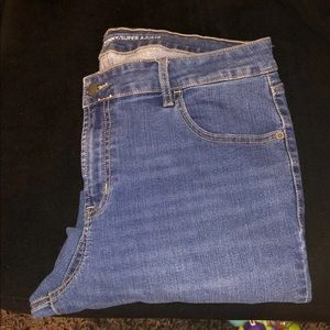 2 pairs of Old Navy Skinny Jeans